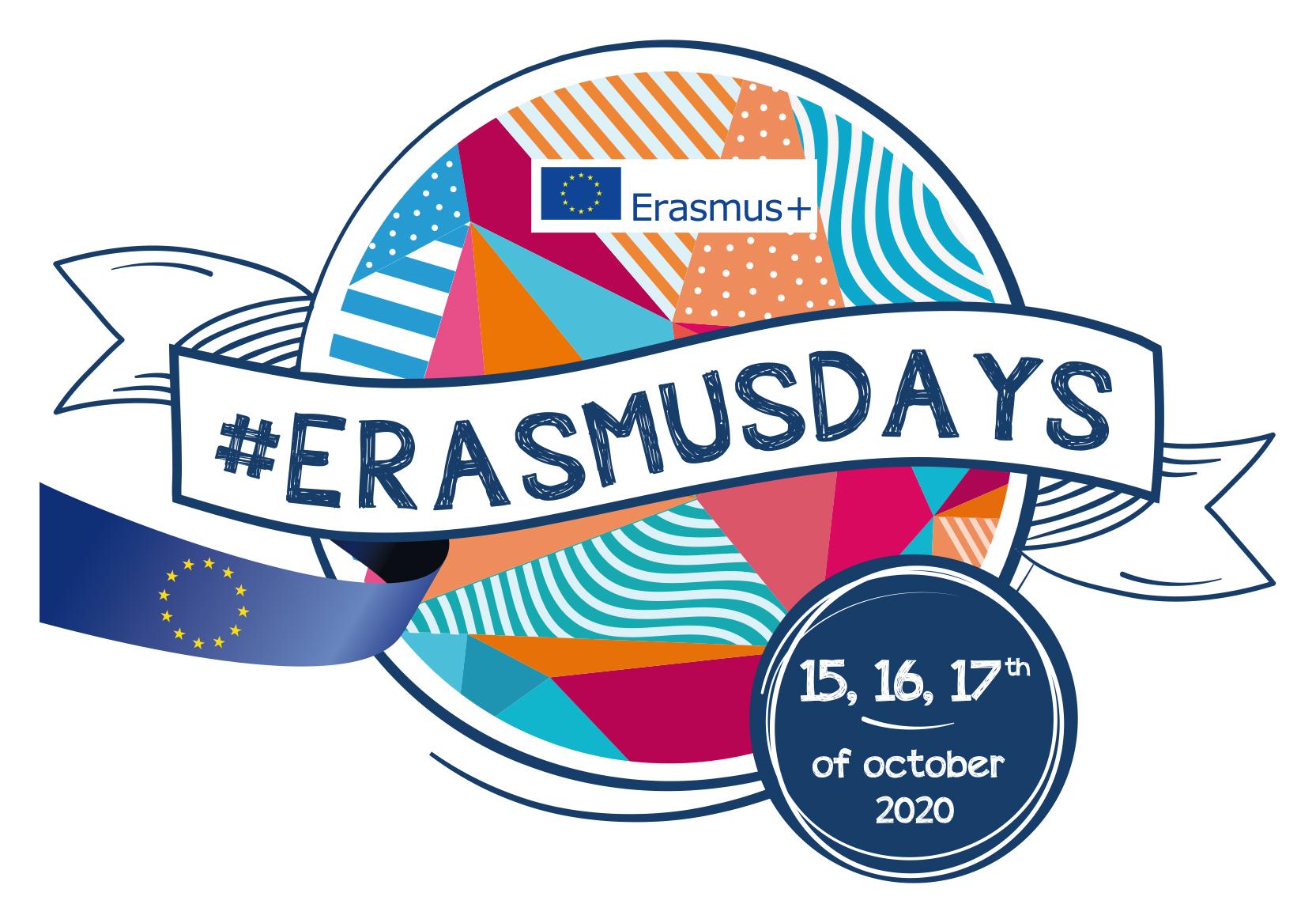 Erasmus Days 2020: Three days of celebration of the Erasmus+ Programme