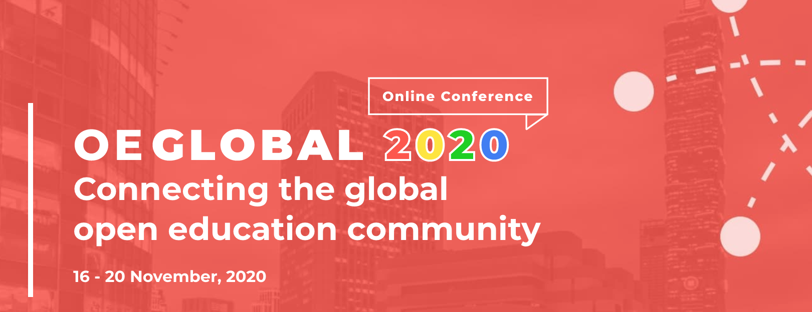 The Open Education Global 2020 conference: Connecting the global open education community