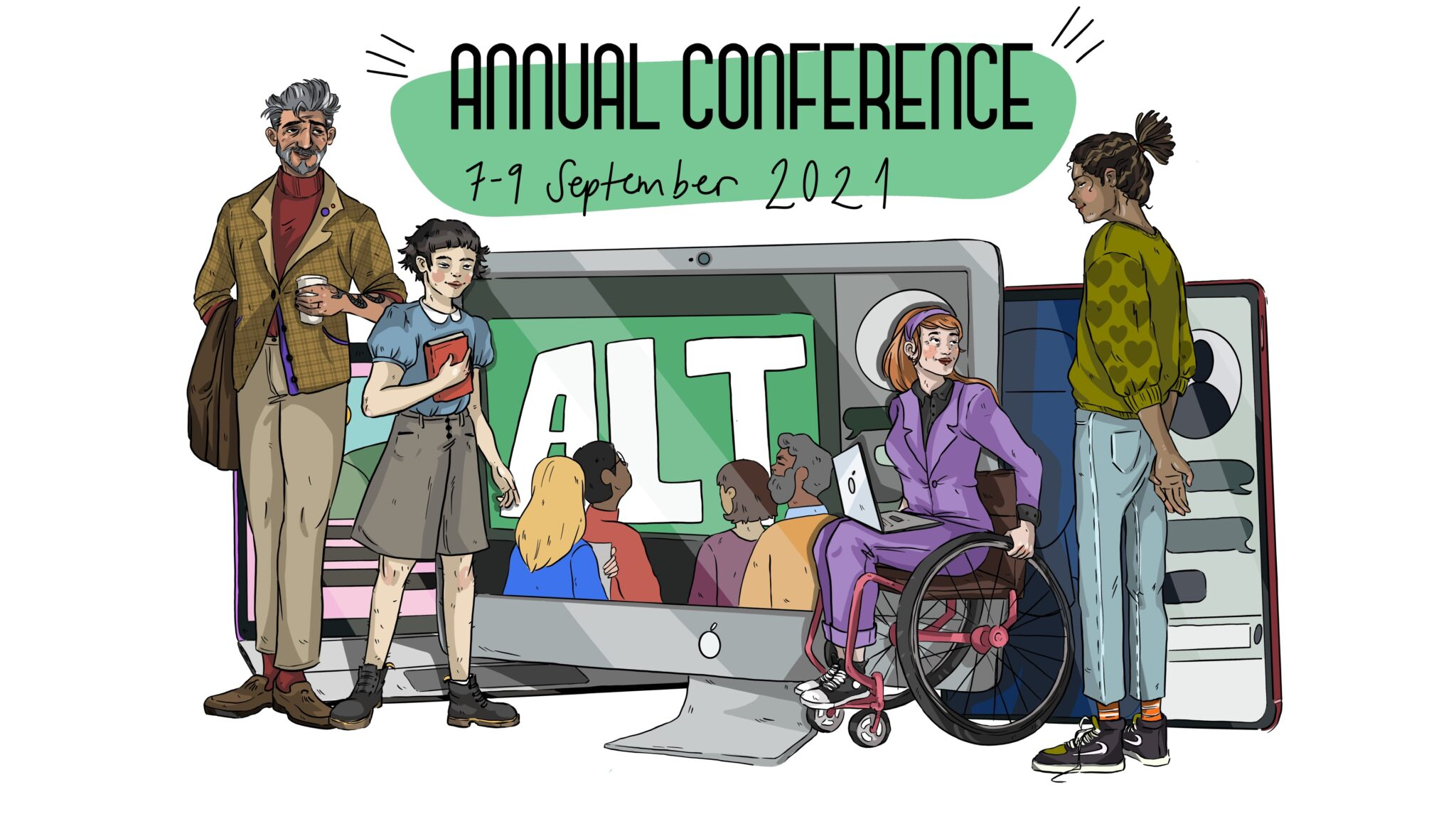 The ALT Annual Conference 2021: Shared Experience, Different Perspectives